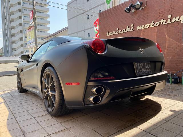 「フェラーリ」「カリフォルニア」「オープンカー」「広島県」の中古車7