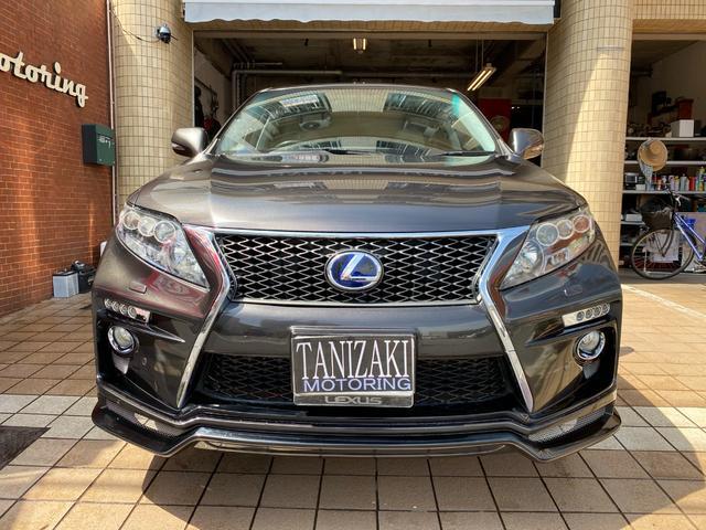 「レクサス」「RX」「SUV・クロカン」「広島県」の中古車2