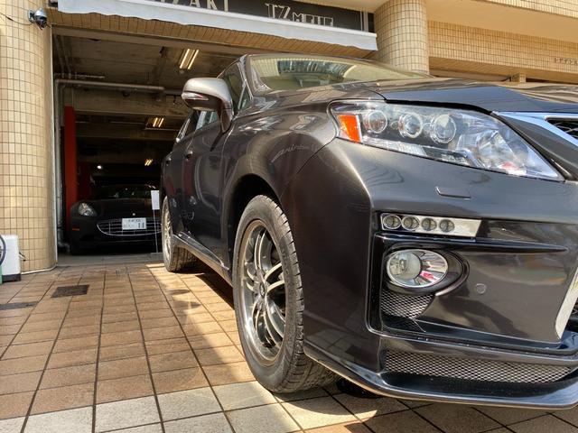 「レクサス」「RX」「SUV・クロカン」「広島県」の中古車40