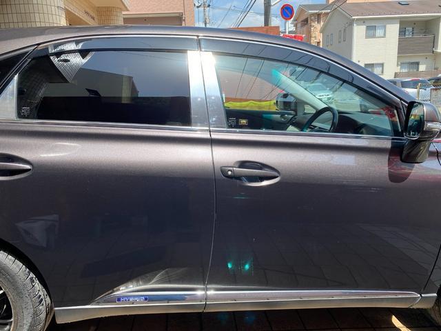 「レクサス」「RX」「SUV・クロカン」「広島県」の中古車44