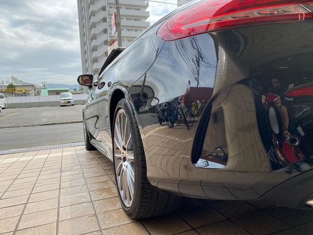 「メルセデスベンツ」「Cクラス」「オープンカー」「広島県」の中古車39