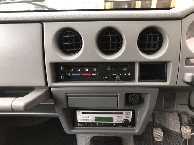 タイベル交換済 4WD グリーン 車検整備付 MT ターボ(14枚目)