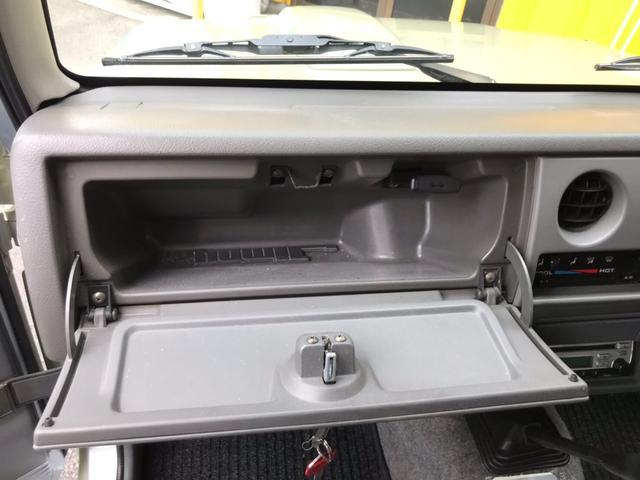 タイベル交換済 4WD グリーン 車検整備付 MT ターボ(20枚目)