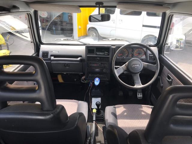軽自動車 4WD シルバー MT ターボ AC AW(7枚目)