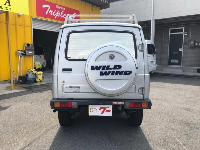 軽自動車 4WD シルバー MT ターボ AC AW(11枚目)