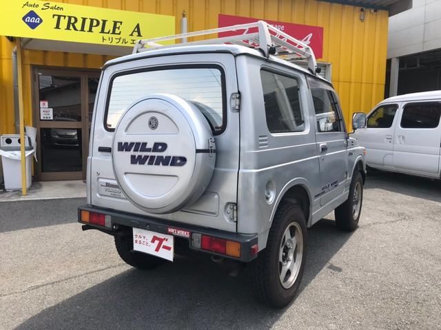 軽自動車 4WD シルバー MT ターボ AC AW(12枚目)