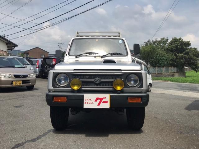 軽自動車 4WD シルバー MT ターボ AC AW(16枚目)