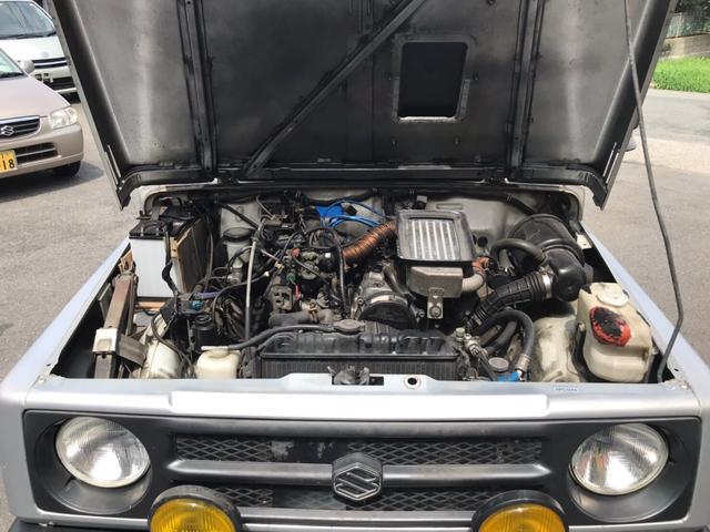 軽自動車 4WD シルバー MT ターボ AC AW(17枚目)