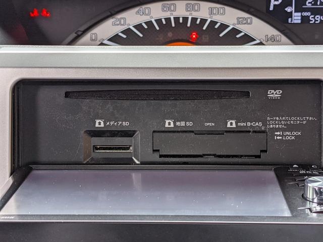 L ファインセレクションSA エコアイドル スマアシ ナビTV DVD 横滑り防止機能 片側パワースライドドア スマートキー セキュリティ CVT ABS(15枚目)