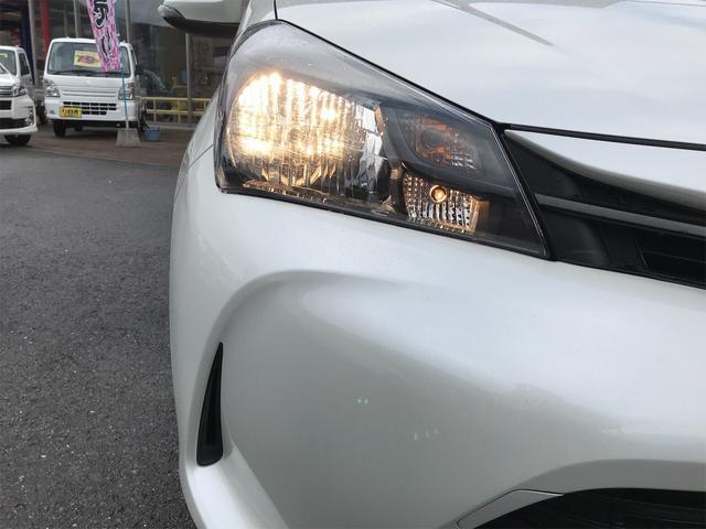 「トヨタ」「ヴィッツ」「コンパクトカー」「岡山県」の中古車37