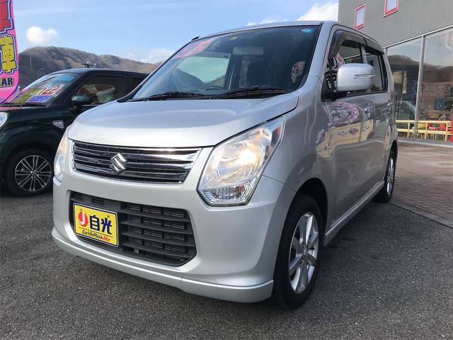 「スズキ」「ワゴンR」「コンパクトカー」「岡山県」の中古車45