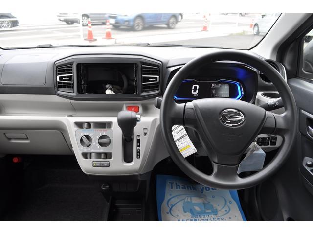 ダイハツ ミライース X SAIII 4WD スマートアシスト キーレス