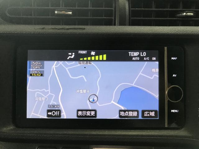 G 純正SDナビ バックカメラ フルセグTV オートエアコン ETC プッシュスタート(14枚目)