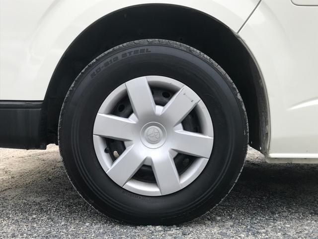 ロングDX 6人乗り トヨタセーフティセンス ナビ フル装備 ビルトインETC キーレスエントリー(20枚目)