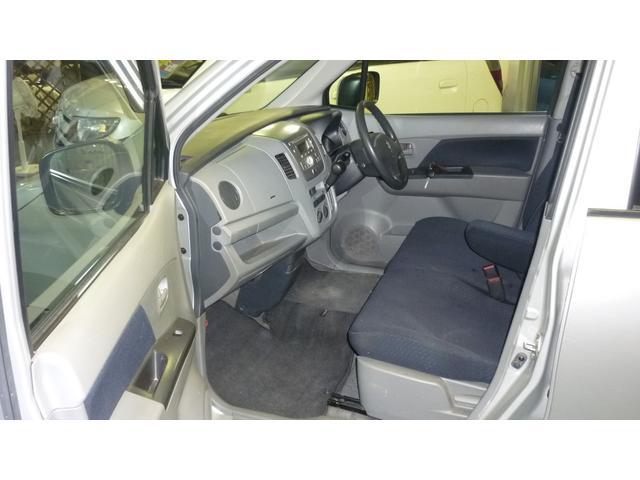 スズキ ワゴンR FX  キーレス  盗難防止装置 ベンチシート エアバッグ