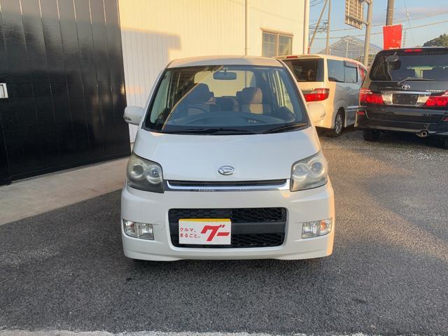 カスタム RS HID 16インチAW CVT 軽自動車(4枚目)