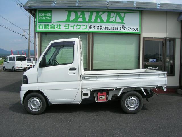 VX-SE 4WD エアコン パワステ 三方開 ラジオ(5枚目)