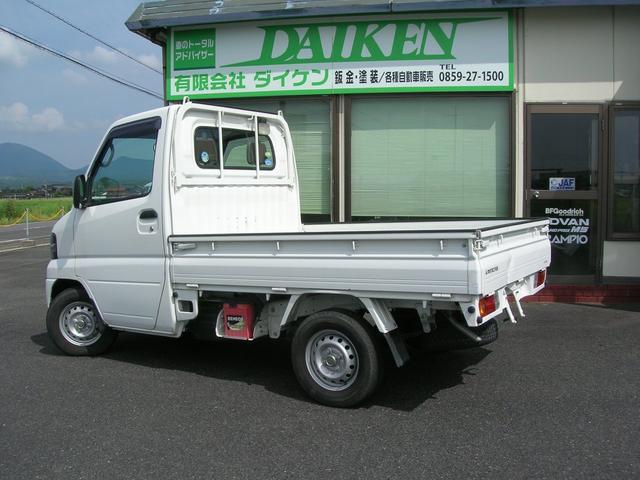 VX-SE 4WD エアコン パワステ 三方開 ラジオ(9枚目)