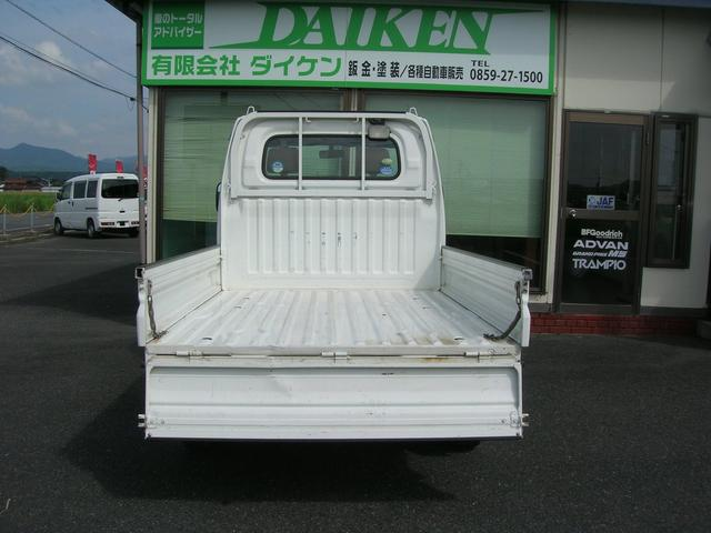 VX-SE 4WD エアコン パワステ 三方開 ラジオ(15枚目)