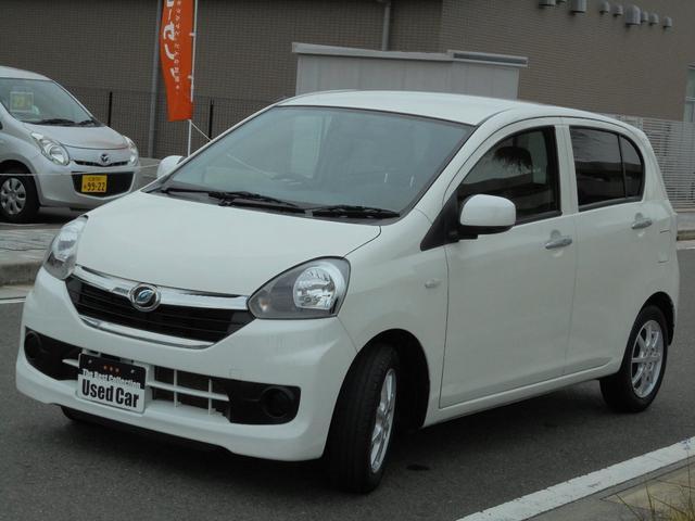 X・車検整備付・純正アルミ・CD・電動格納ミラー・リモコンキ(4枚目)
