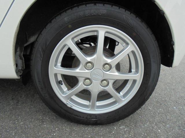 X・車検整備付・純正アルミ・CD・電動格納ミラー・リモコンキ(12枚目)
