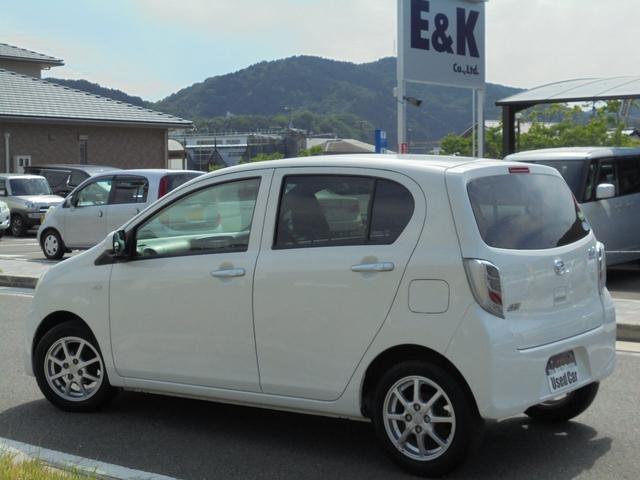 X・車検整備付・タイミングチェーン・プイバシーG・電格ミラー(5枚目)