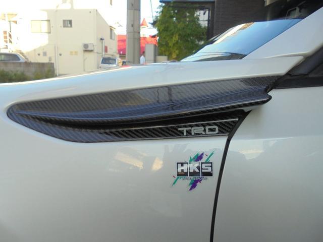 トヨタ 86 GTリミテッド HKSスーパーチャージャー TRDエアロ