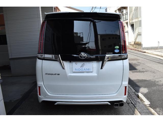 「トヨタ」「エスクァイア」「ミニバン・ワンボックス」「広島県」の中古車9