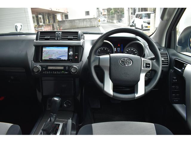 「トヨタ」「ランドクルーザープラド」「SUV・クロカン」「広島県」の中古車3