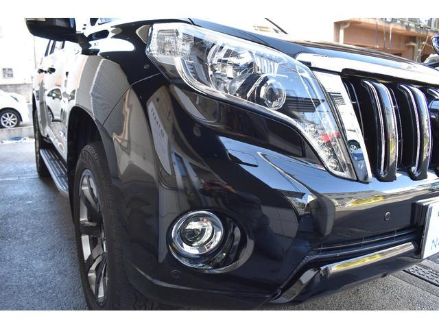 「トヨタ」「ランドクルーザープラド」「SUV・クロカン」「広島県」の中古車11