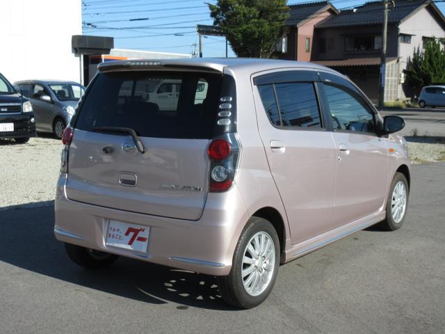 「ダイハツ」「ミラカスタム」「軽自動車」「鳥取県」の中古車4