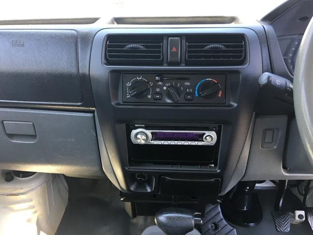 CD 切替4WD ハイルーフ オートマ タイベル交換済 CD(15枚目)