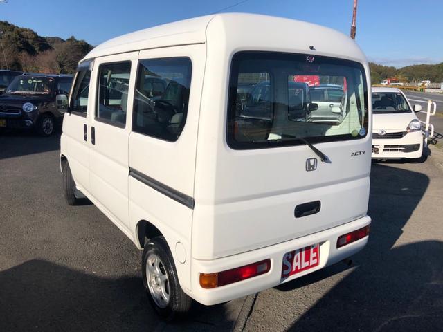 「ホンダ」「アクティバン」「軽自動車」「山口県」の中古車7
