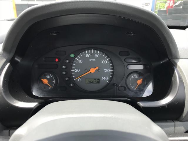 ライラ 1ヶ月 走行無制限保証 軽自動車  オーディオ付(6枚目)