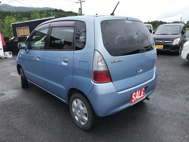 「スズキ」「MRワゴン」「コンパクトカー」「山口県」の中古車5