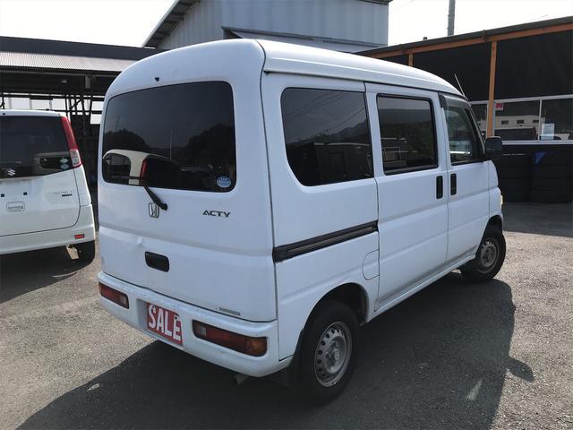 「ホンダ」「アクティバン」「軽自動車」「山口県」の中古車8