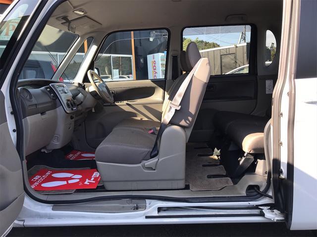 Xスペシャル 左スライドドア ABS キーレス 盗難防止システム ベンチシート(10枚目)