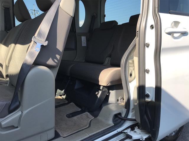 Xスペシャル 左スライドドア ABS キーレス 盗難防止システム ベンチシート(12枚目)