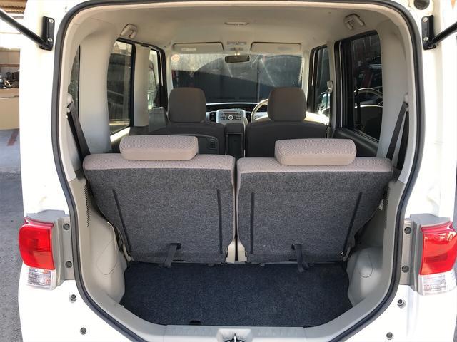 Xスペシャル 左スライドドア ABS キーレス 盗難防止システム ベンチシート(18枚目)