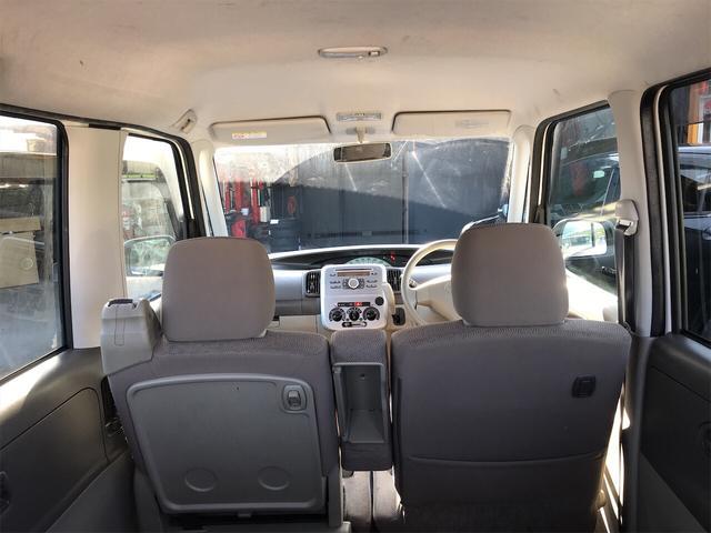 Xスペシャル 左スライドドア ABS キーレス 盗難防止システム ベンチシート(21枚目)