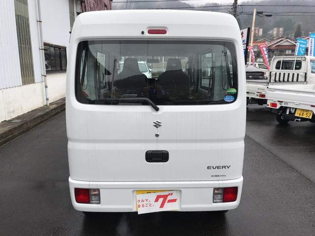 PA ハイルーフ 4WD(5枚目)