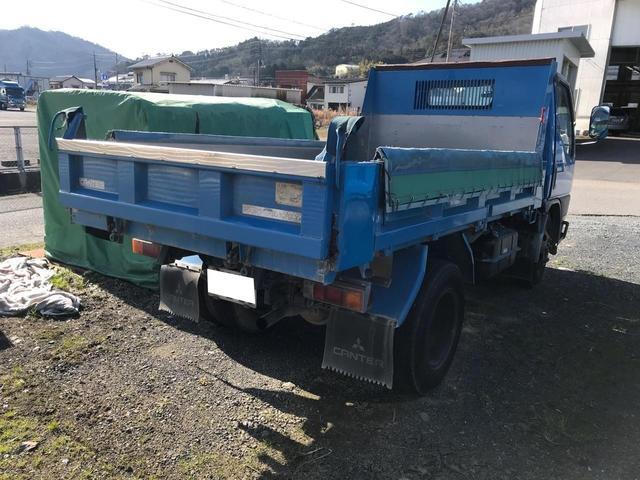 「その他」「キャンター」「トラック」「広島県」の中古車4