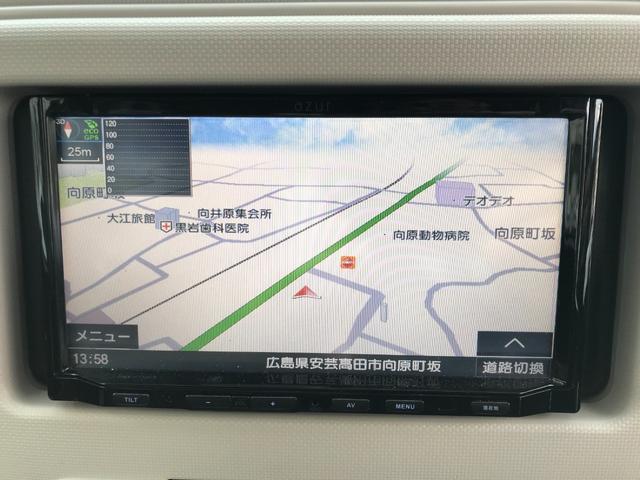 ココアXスペシャルコーデ TVナビ Bluetooth接続可 スマートキー(9枚目)