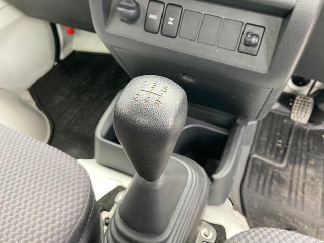 エクストラ 4WD 5速MT エアコン パワステ パワーウィンドウ(7枚目)