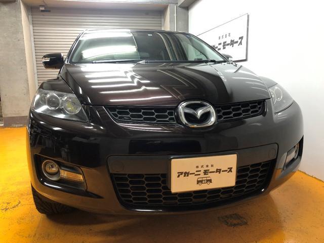 「マツダ」「CX-7」「SUV・クロカン」「広島県」の中古車3