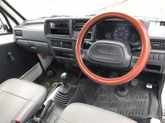 4WD 5速MT 三方開(15枚目)