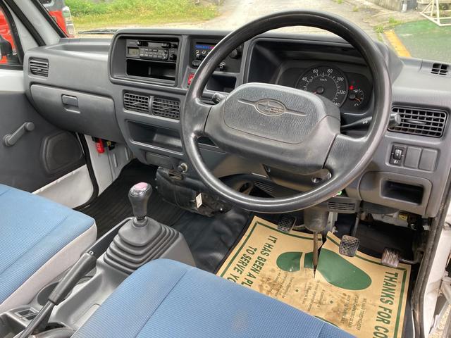 TC 4WD 5速MT エアコン(18枚目)