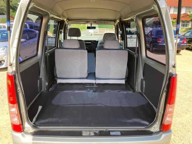 ディアス 4WD キーレス 両側スライドドア エアコン パワステ(18枚目)