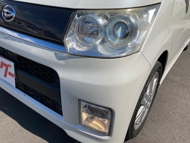 カスタム R 4WD TVナビ スマートキー HID(17枚目)