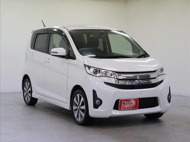 「三菱」「eKカスタム」「コンパクトカー」「岡山県」の中古車12